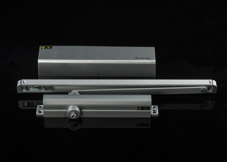 Backcheck Sliding Arm Door Closer , Commercial Adjusting Internal Door Closer
