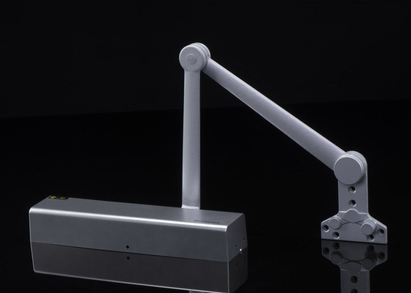 Parallel Hold Open Arm Door Closer , Surface Mounted Delayed Action Door Closer